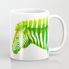 Zebra Watercolor Print Mug
