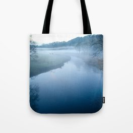Twilight Mists Tote Bag