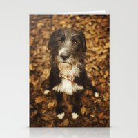 ruby Stationery Cards featuring Ruby by Alex Malyon