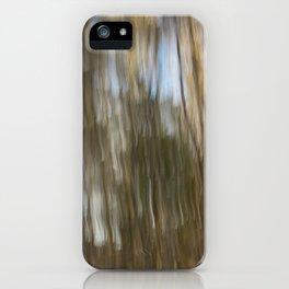 Cape Elizabeth Land Trust Trees iPhone Case