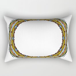 BangWa Eight Rectangular Pillow