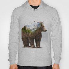 Wild I Shall Stay | Bear Hoody