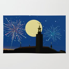 Stockholm Celebration Rug