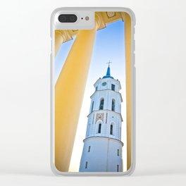 Vilnus 1.1 Clear iPhone Case
