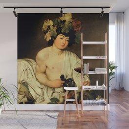 Merisi da Caravaggio - Bacchus Wall Mural