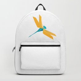 Origami Dragonfly Backpack