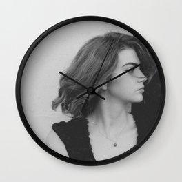 the split Wall Clock