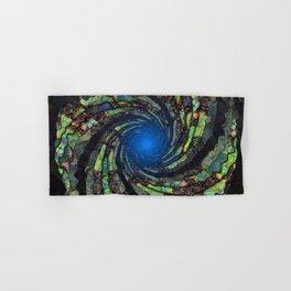 Fantasy color spiral Hand & Bath Towel