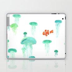 Sea of Jellies Laptop & iPad Skin