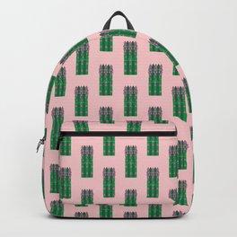 Vegetable: Asparagus Backpack