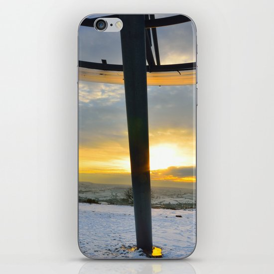 The Halo Panopticon iPhone & iPod Skin