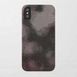 When you close your eyes... iPhone Case