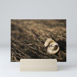 swirly Mini Art Print