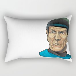 Iconic Pop Rectangular Pillow