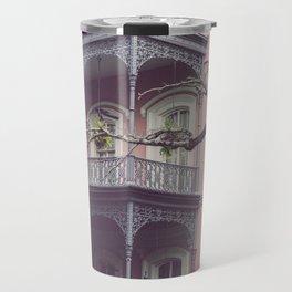 Uptown New Orleans Travel Mug