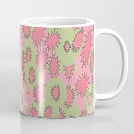 Juiciest Fruits Make for Juicy Dreams | Abstract Pattern Coffee Mug