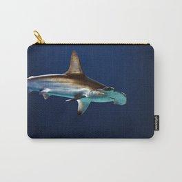 Hammerhead Shark (Color) Carry-All Pouch