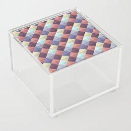 Abstract Pattern Acrylic Box