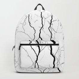 Thunder Type Pattern Backpack