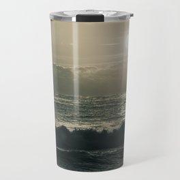 Atlantic Ocean Waves 4143 Travel Mug