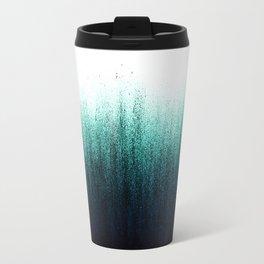 Teal Ombré Travel Mug