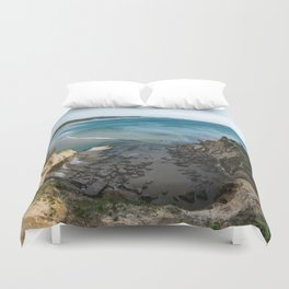 Secret Cove Duvet Cover