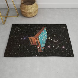 Cosmic Pool Rug