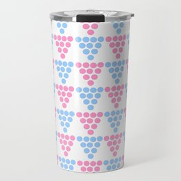 Abstraction from Cardium pottery 2 -abstraction,abstract,cardial,cardium pottery Travel Mug