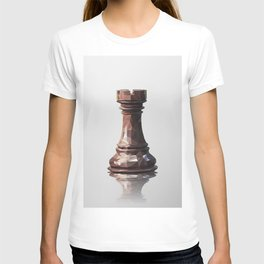 rook low poly T-shirt