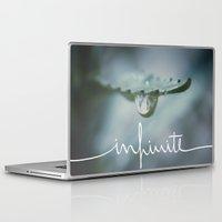 bioshock infinite Laptop & iPad Skins featuring Infinite by Galaxy Eyes
