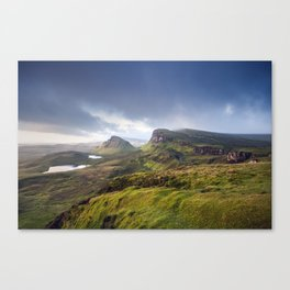 Up in the Clouds VI Canvas Print