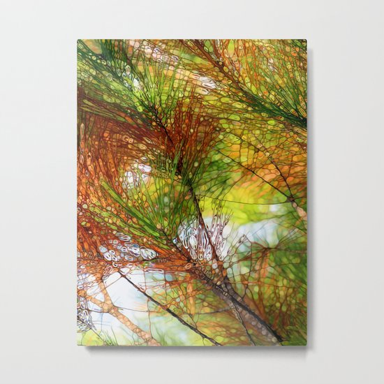 Fall Finally! Metal Print