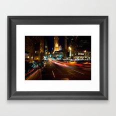 5th Ave Framed Art Print