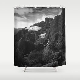 Weather maker Shower Curtain