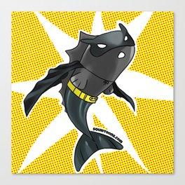 The Batfish Canvas Print