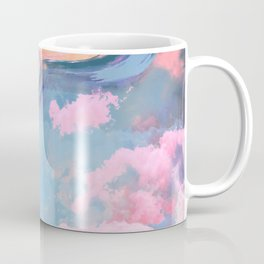 You Carry Me Higher Coffee Mug