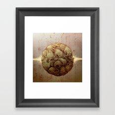 Revealer Framed Art Print