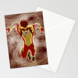 Kid Flash Stationery Cards