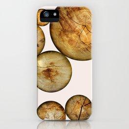 Wood Wood 2 iPhone Case