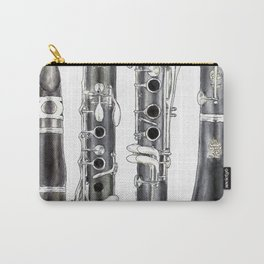 Klarinette Carry-All Pouch