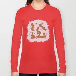 Bunny Love - Easter edition Long Sleeve T-shirt