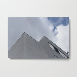 Trapped in the clouds Metal Print
