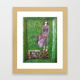 Stamen Framed Art Print
