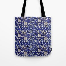 crystal moon Tote Bag