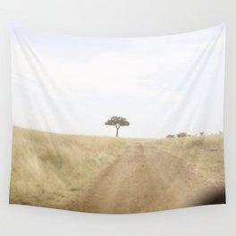 blurred vision::kenya Wall Tapestry