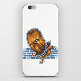 Chicken Chewbacca iPhone Skin