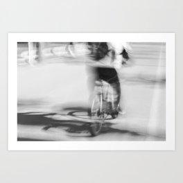Traveller II Art Print