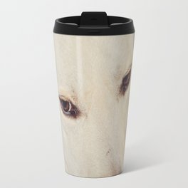 Eyes to the Soul Travel Mug
