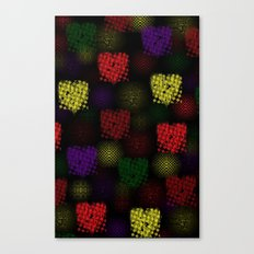 A Treat for your eyes Canvas Print