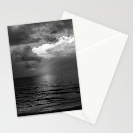 It's there. Stationery Cards